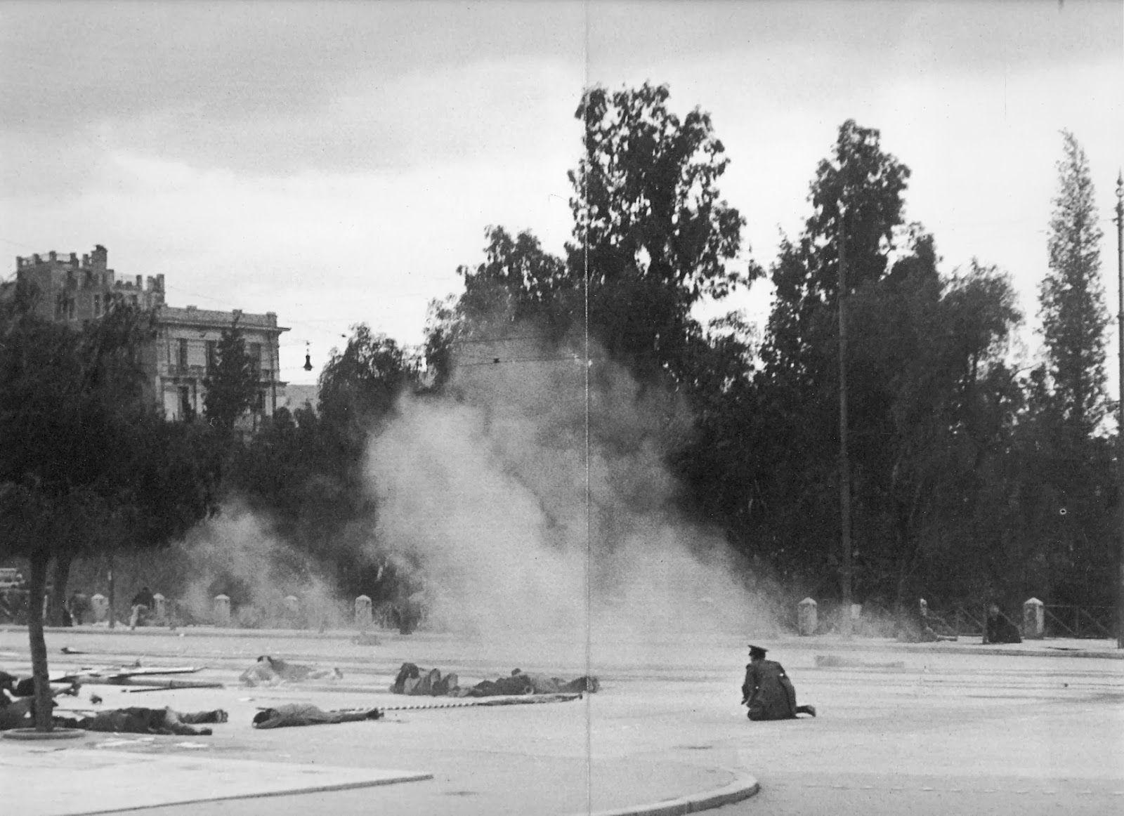 Δεκεμβριανά 1944: Η αδύνατη απώθηση της επανάστασης