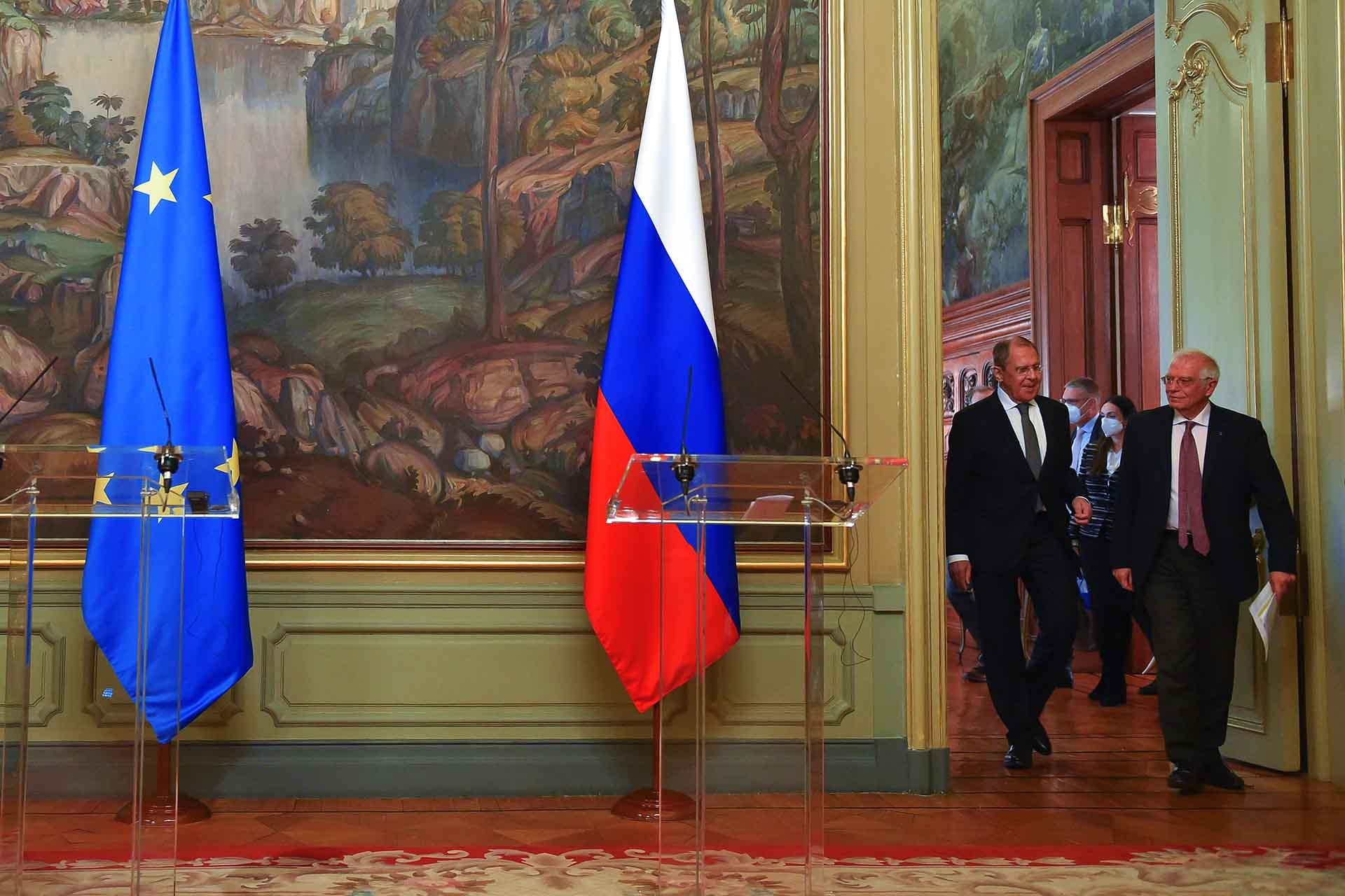 Ρωσία – Ευρωπαϊκή Ένωση: Μεταξύ κατεργαραίων, ειλικρίνεια
