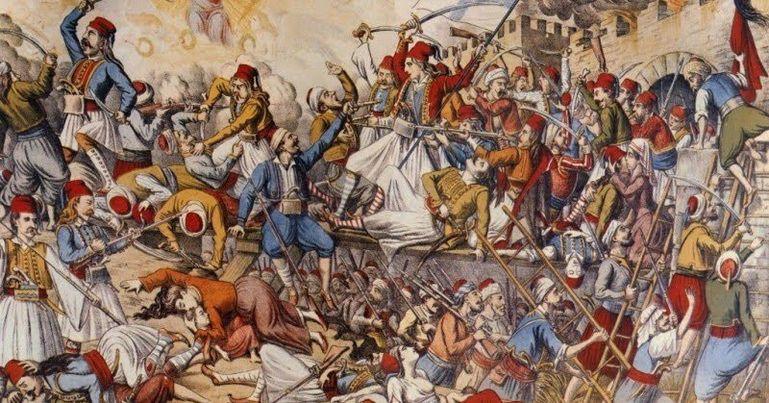 «Πατροπαράδοτοι» και «εκσυγχρονισμένοι» εθνικοί μύθοι για το 1821