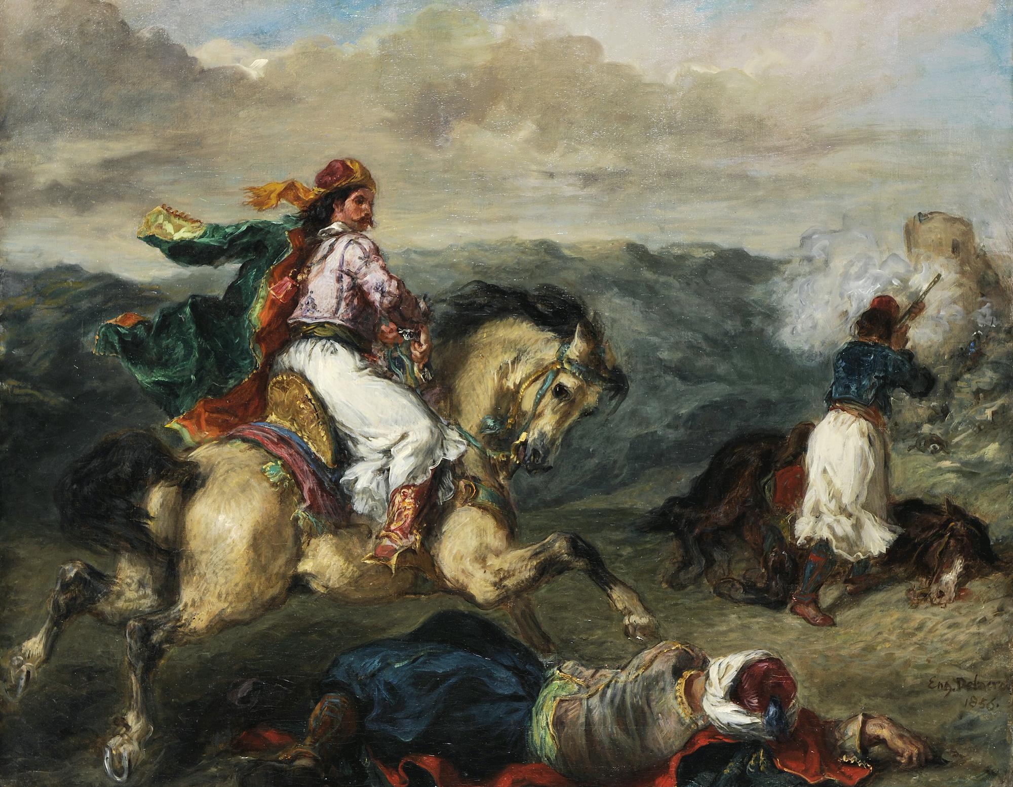 1821: των ανταποκριτών μας