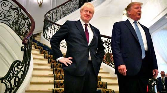 Πίσω από Brexit, Τραμπ και Μπολσονάρο, το αυταρχικό χρηματοπιστωτικό κεφάλαιο!