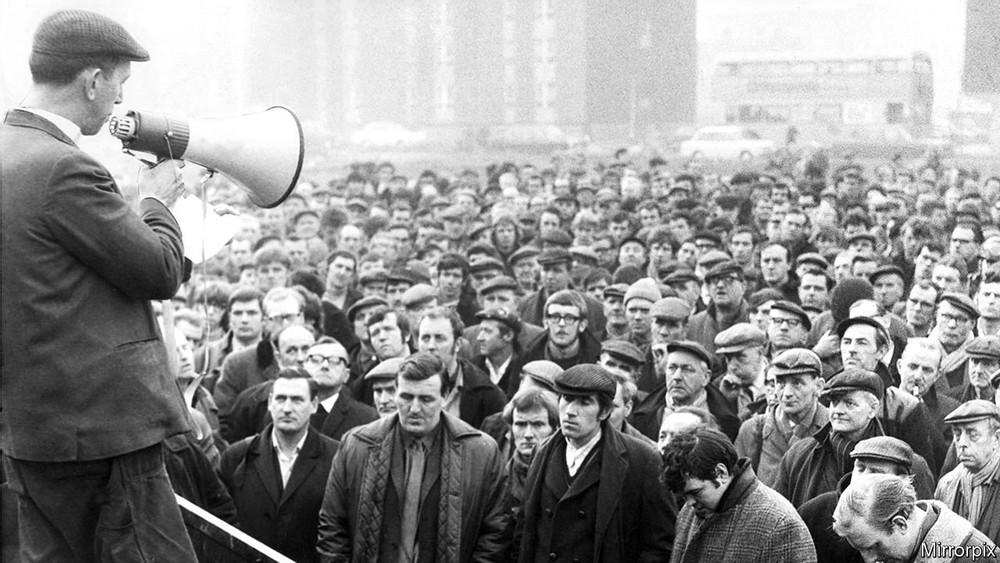 Κλάδοι αιχμής στην ιστορική πορεία του εργατικού κινήματος. Σκέψεις για το σήμερα.