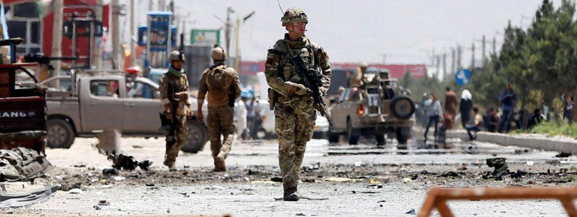 Αφγανιστάν: H ανθρωπιστική προβιά του πολεμοκάπηλου λύκου!