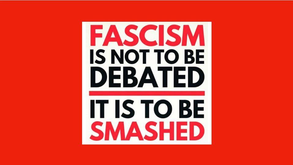Τώρα που στην Ευρώπη επιστρέφουν ακάθεκτα τα ξορκισμένα (φασιστικά) δαιμόνια του μεσοπολέμου!